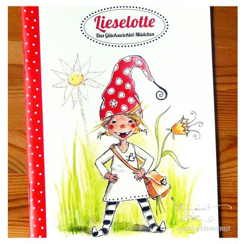 Kinderbüchlein Lieselotte