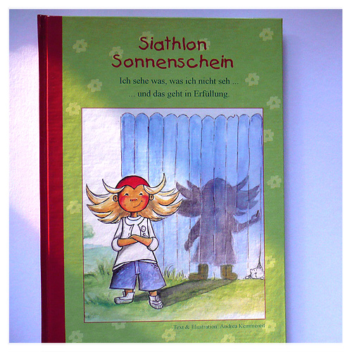 Kinderbuch Siathlon
